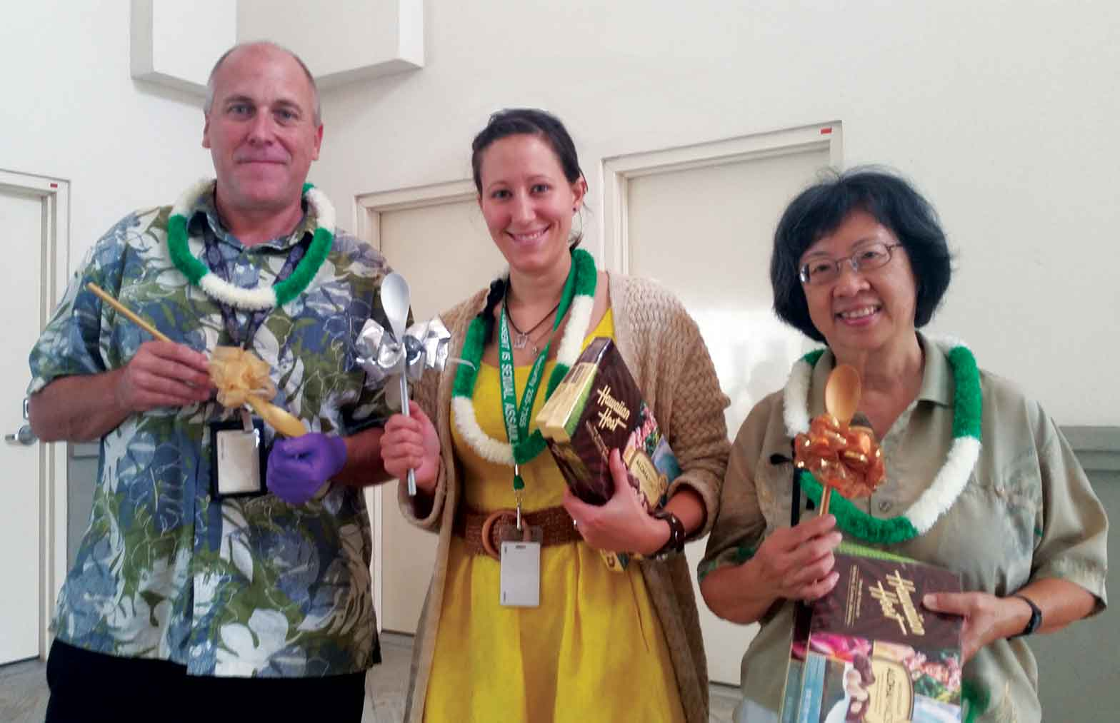 A sweet finish to WCC's first International Desserts Cook-Off