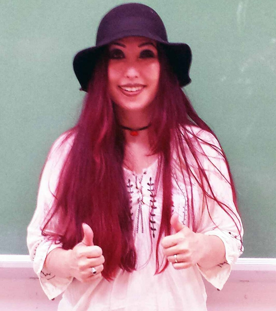 Theater instructor Taurie Kinoshita is committed to her students' success – Cynthia Lee Sinclair