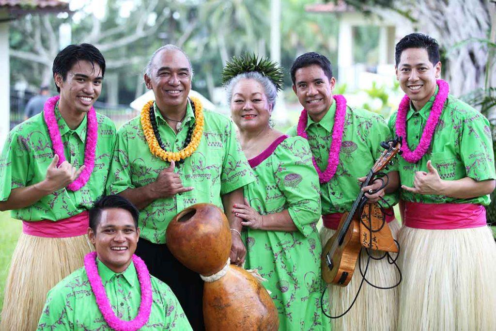 Chinky Mahoe's Halau Hula o Kawaili'ula – Courtesy Chinky Mahoe