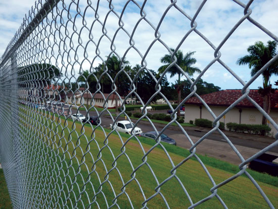 State Hospital builds long-awaited fence