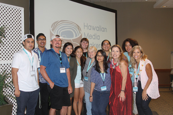 Windward students get immersed in media